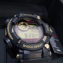 Casio G-Shock Frogman 35th Anniversary Gold Tornado