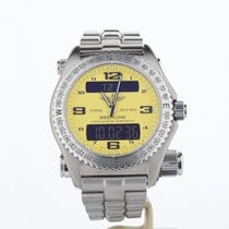 Breitling Emergency pre-owned 43mm Titanium