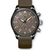 IWC Pilot Chronograph Top Gun Miramar IW389002 new