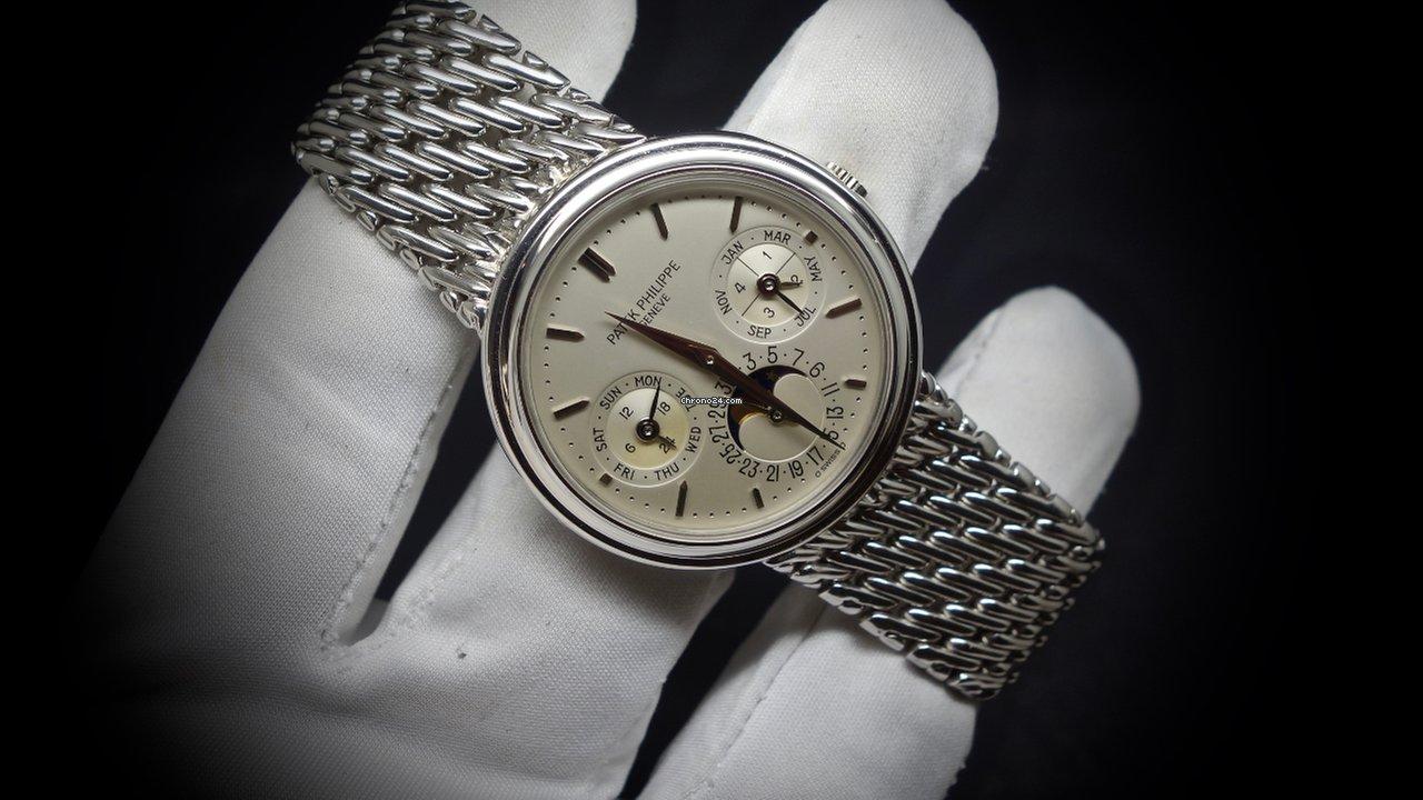 Часы patek philippe perpetual calendar 7 96