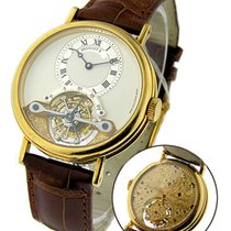 Breguet 36mm Manual winding pre-owned Classique Complications Silver