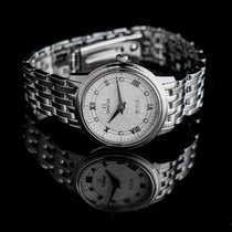 Omega De Ville Prestige Steel 27.4mm White United States of America, California, San Mateo