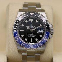 Rolex 116710BLNR Steel GMT-Master II 40mm