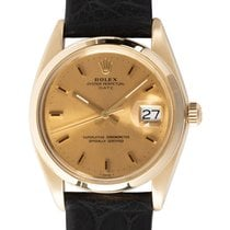 Rolex Oyster Perpetual Date 34mm Champagne United States of America, Texas, Austin