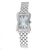 Maurice Lacroix Divina Steel 22mm Mother of pearl Roman numerals United States of America, New York, New York