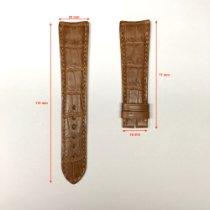 Ebel Horlogeband nieuw 22mm Krokodillenleer