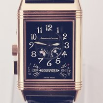 Jaeger-LeCoultre Manual winding pre-owned Reverso (submodel)