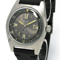 Aquastar Steel 37mm Automatic pre-owned
