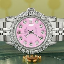 Rolex Datejust Staal 26mm Roze