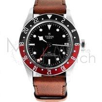 Tudor Black Bay GMT Steel 41mm Black