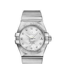 Omega Constellation Ladies Steel 35mm Silver United States of America, New York, New York