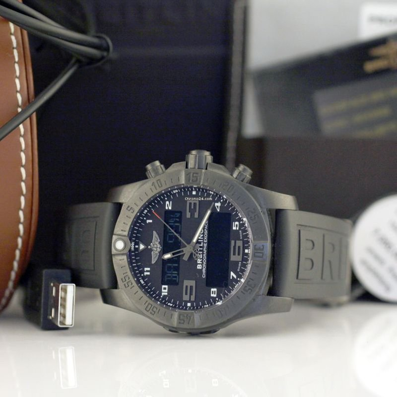 Breitling Exospace B55 Connected VB5510H1/BE45 2016