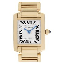 Cartier W50002N2 Yellow gold 2000 Tank Française 20mm pre-owned United States of America, Florida, Surfside