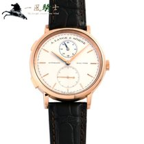 A. Lange & Söhne Saxonia Rose gold 40mm Silver United States of America, California, Los Angeles