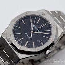 Audemars Piguet Royal Oak Selfwinding Staal 41mm Zwart