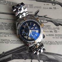 Breitling Crosswind Racing nuevo 2000 Automático Cronógrafo Reloj con estuche y documentos originales B13355