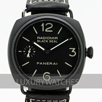 Panerai Radiomir Black Seal Zeljezo 45mm Crn