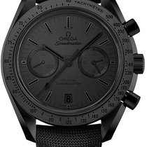 Omega Speedmaster Professional Moonwatch Ceramic Black No numerals United States of America, Florida, Sunny Isles Beach