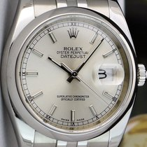 Rolex Datejust 36mm Blue