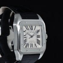 Cartier Santos 100 W20076X8 2000 подержанные