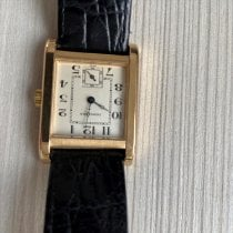 Longines Red gold 36mm pre-owned DolceVita