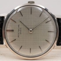 Patek Philippe White gold 32mm Manual winding 3426 pre-owned