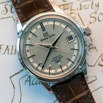Seiko Grand Seiko Grand Seiko SBGJ217G Very good Steel 40mm Automatic United Kingdom, Waltham St Lawrence
