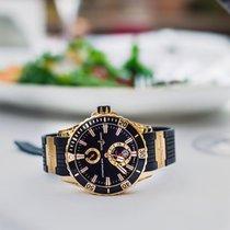 Ulysse Nardin Maxi Marine Diver новые Автоподзавод Часы с оригинальными документами и коробкой