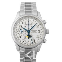 Longines Master Collection Steel 42.00mm Silver