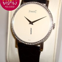 Piaget Platinum Manual winding White No numerals 31mm pre-owned