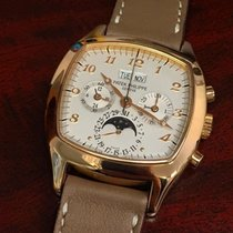 Patek Philippe Perpetual Calendar Chronograph Rose gold United States of America, New York, New York
