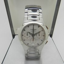 Longines OPOSITION Automatic Chronograph Titanium Case and...