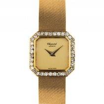 Chopard Classique 18kt Gelbgold Diamond Handaufzug 19x19mm...