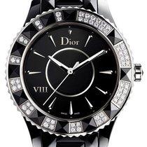 Dior VIII Steel 46.2mm Black United States of America, New York, Brooklyn