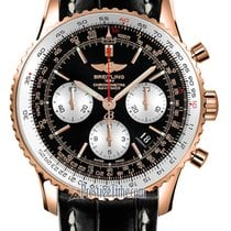 Breitling Navitimer 01 Rose gold 43mm Black United States of America, New York, Airmont