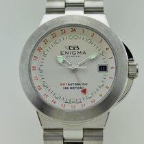 Enigma By Gianni Bulgari GMTAutomatic Steel 338.34.1 01.160