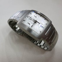 Longines Oposition Steel 29mm Mother of pearl No numerals