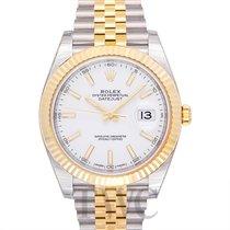 Rolex 126333 Or jaune Datejust 41mm nouveau