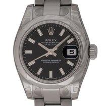 Rolex : Ladies Datejust 26mm :  179160 :  Stainless Steel :...