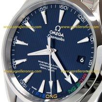 Omega Seamaster Aqua Terra nuevo 41.5mm Acero