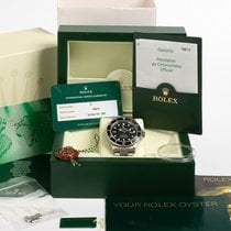 Rolex Submariner Date 16610 Complete Set Box & Papers...