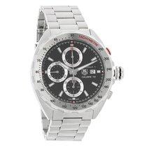 TAG Heuer Mens Formula 1 Automatic Chronograph Watch CAZ2010.B...