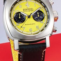 Panerai For Ferrari | A Limited Edition Stainless Steel...