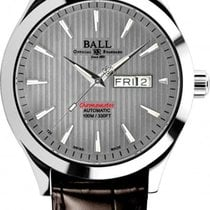 Ball Engineer II Chronometer Red Label Stahl 43mm Grau