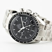 Omega Speedmaster Professional Moonwatch Steel 42mm Black No numerals United States of America, Virginia, Williamsburg