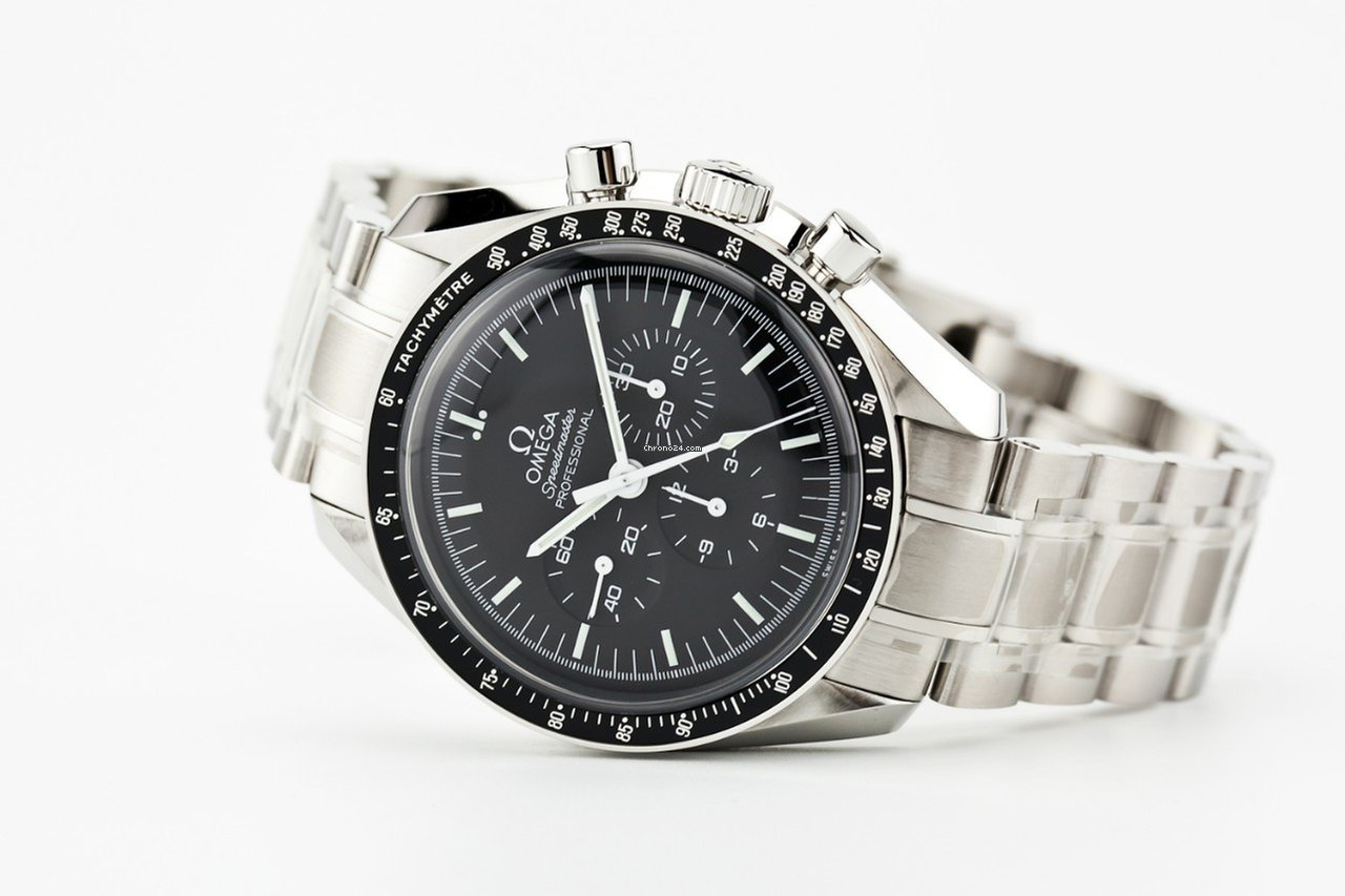omega speedmaster moonwatch hesalite omega 2019 warranty for 4 275 for sale from a trusted. Black Bedroom Furniture Sets. Home Design Ideas