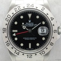 Rolex Professionali Explorer II 16570 quadrante nero full set