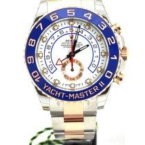 Rolex Yacht-Master II nieuw 44mm Goud/Staal