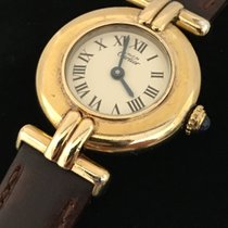 Cartier occasion Quartz 24mm Verre saphir