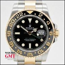 Rolex GMT-Master II Steel & Gold Ceramic